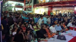 Bandana Sinha in Karaoke festival patna