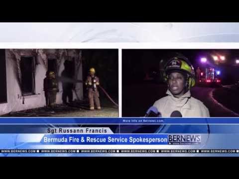 Fire Service Statement At House Fire, February 7 2015