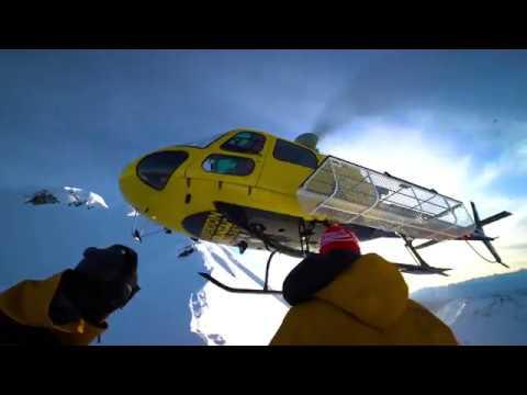 Silverton Mountain Guides Alaska heli - 2.4.2018