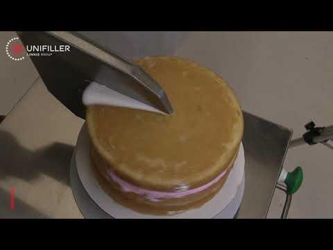 Cake-o-matic (COM 1000i) Cake Icing And Decorating Machine