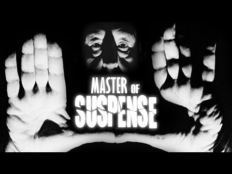 Master of Suspense. Short Film with Alfred Hitchcock. (English with French Subtitles)