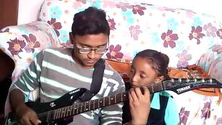 Phool Ko Aankhama Phoolai Sansaar : Nepali melodious song by a kid