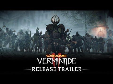 Warhammer: Vermintide 2 | Release Trailer