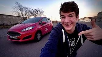 So funktioniert Carsharing mit TeilAuto!