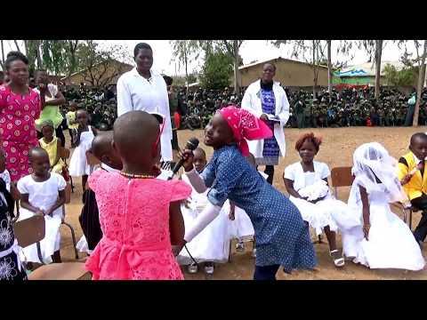 MHANYAME PRIMARY SCHOOL ECD WEDDING MASS DISPLAY