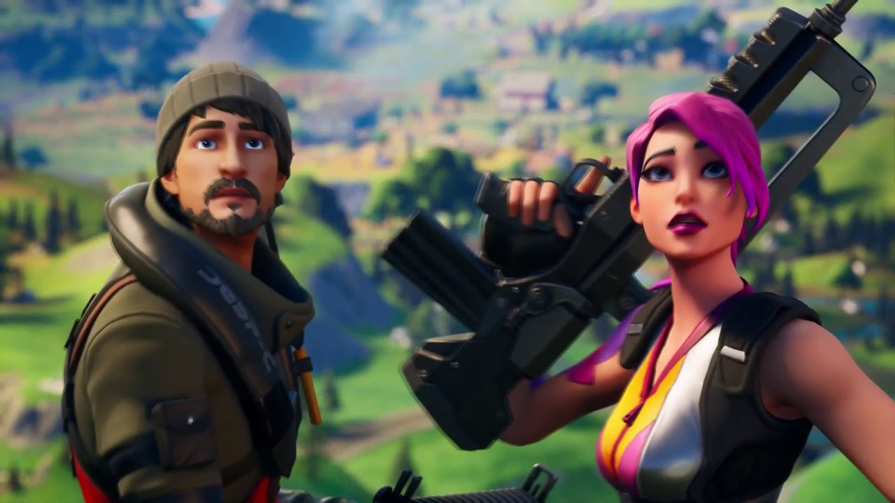 Fortnite song season 11  + TRAILER  Chapter 2🔥🔥