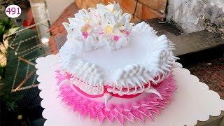 cake decorating bettercreme (491) Học Bánh Gía Rẻ Đẹp - Hồng Sen (491)