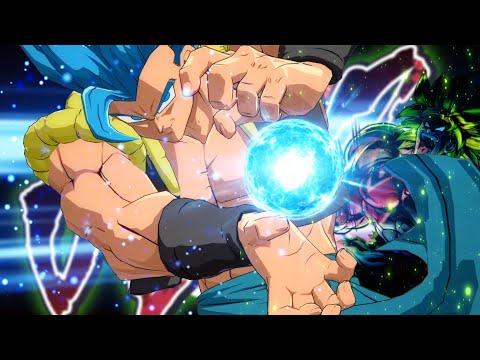 Gogeta Blue is Broken | Dragon Ball FighterZ Montage |