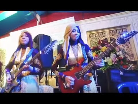 L U N G S E T - Soimah bersama duo gitaris Qasima