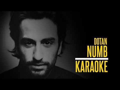 Numb - Dotan Karaoke