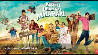 Dariya Ho - Full Song - Shadaab Faridi & Monali Thakur - Kamaal Dhamaal Malamaal(2012)