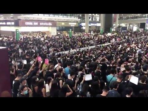 Mass protests hurt Hong Kong's reputation, says airport authority board member