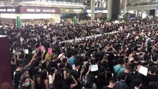Mass protests hurt Hong Kong's reputation, says airport authority board member