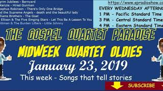 Midweek Quartet Oldies Medianow