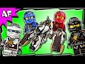 Lego Ninjago Ultra Stealth Raider 70595 Stop Motion Build Review video
