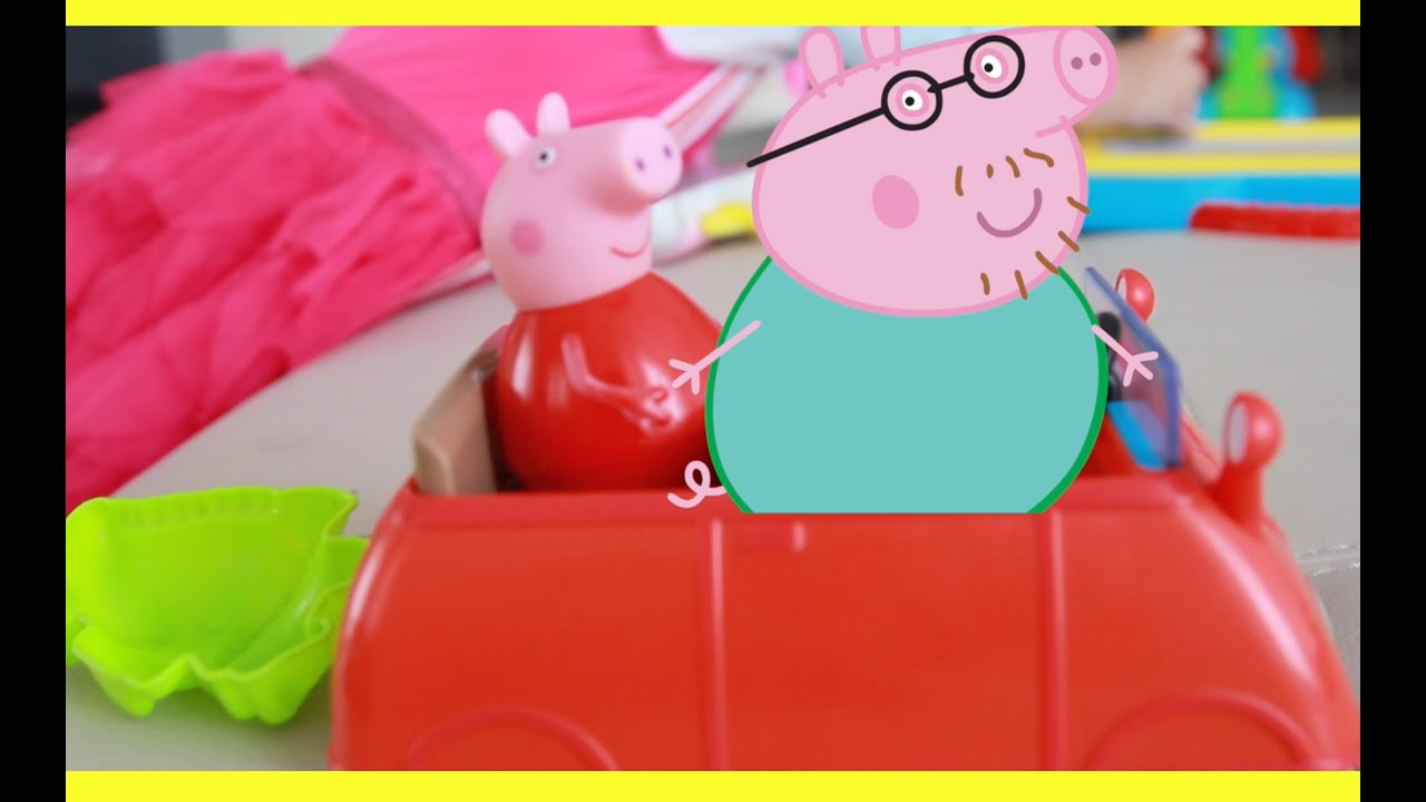 Leia learn and play toys nursery rhymes discover animals peppa pig baby kids party english