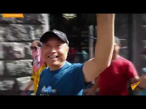 Армения вдохновляет: невероятные приключения китайцев в Ереване
