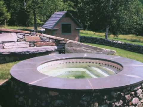 Concrete Spa Forms