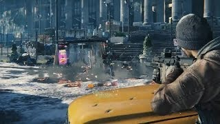 The Division - E3 2014 Manhatten Co-Op Gameplay Demo (EN)