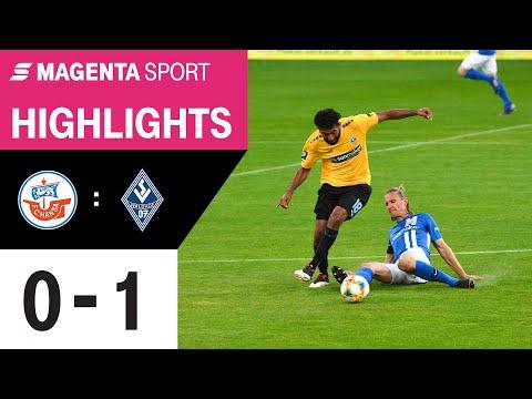 Hansa Rostock - SV Waldhof Mannheim | 29. Spieltag, 2019/2020 | MAGENTA SPORT
