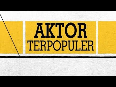 Cover Lagu Pemenang Nominasi Aktor Terpopuler
