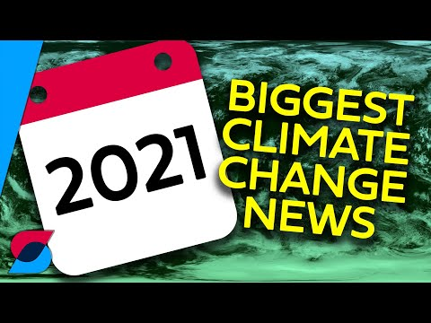 Five climate things to watch out for in 2021