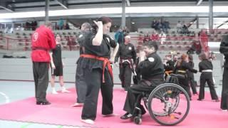 Magic of Martial Arts 2016 Benefizveranstaltung Fördehalle Flensburg