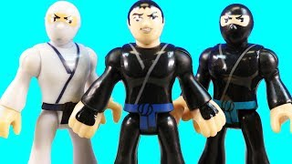 Batman Story 1 | Bruce Wayne Before Batman | Superhero Ninja Training