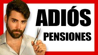 """PENSIONES en CRISIS, ESCRIVÁ: """"O ajustar su pensión o trabajar mas"""""""