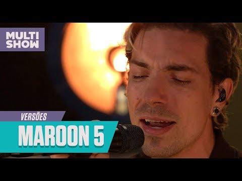 Di Ferrero canta Sugar + One More Night + She Will Be Loved Maroon 5  Versões  Música Multishow