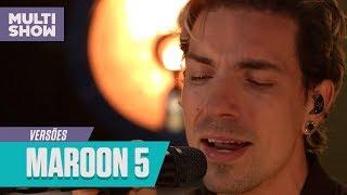 Di Ferrero canta Sugar + One More Night + She Will Be Loved (Maroon 5)   Versões   Música Multishow Video