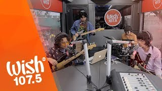 "IV of Spades perform ""Ilaw Sa Daan"" LIVE on Wish 107.5 Bus"