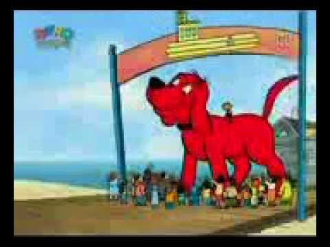 clifford the big red dog song