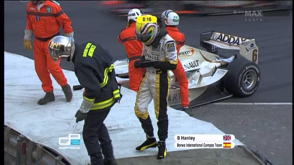 Qualifying Monaco