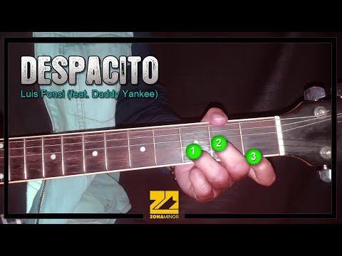 DESPACITO - Luis Fonsi (feat. Daddy Yankee) | Instrumen Melodi Tutorial