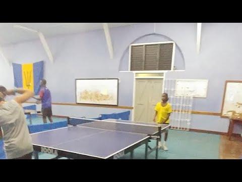 Caribbean Unity Sports SERVICE DRILLS