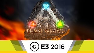 ARK: Primal Survival Official Trailer