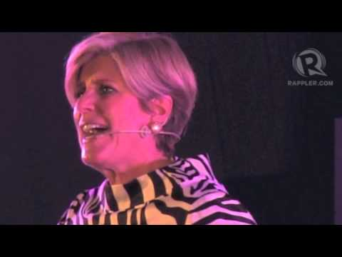 Suze Orman on trust, the voice of god and personal decisions