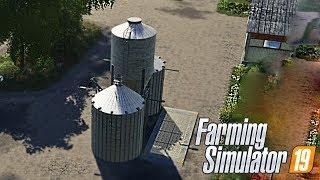 FARMING SIMULATOR 19 #9 - NUOVO SILOS MULTIFRUIT - NORDFRIESISCHE MARSCH GAMEPLAY ITA