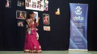 Kannan Varum Neram dance by Ishana Mohan