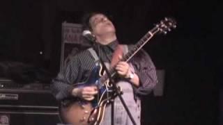 "Chris Cain Band - ""BAREFOOTIN"""