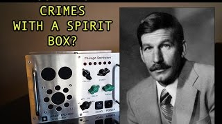 solving a 40 year old murder case with spirit box devices?