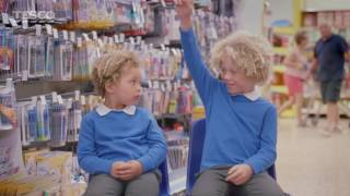 Tesco and F | The School of Back to School