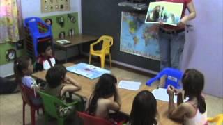 Уникальное обучение в детском саду Гаон