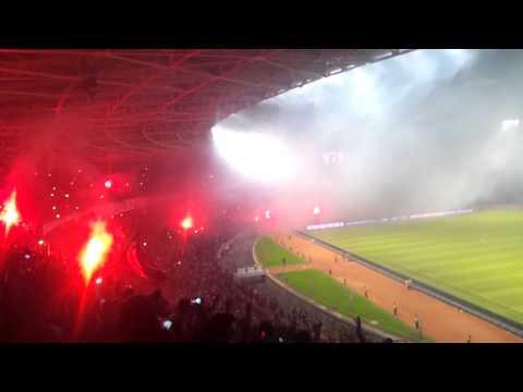 Amazing Juventus Fans at Gelora Bung Karno Stadium