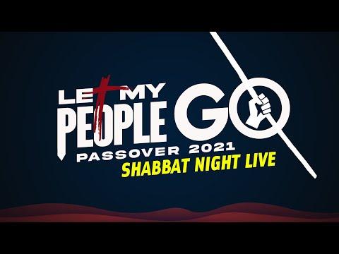 Shabbat Night Live: PASSOVER EDITION!