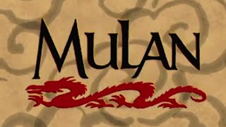 Mulan - Disneycember