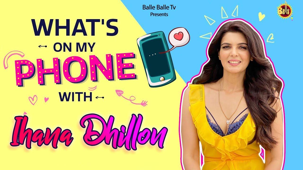 Ihana Dhillon ||  Balle Balle TV || 2020