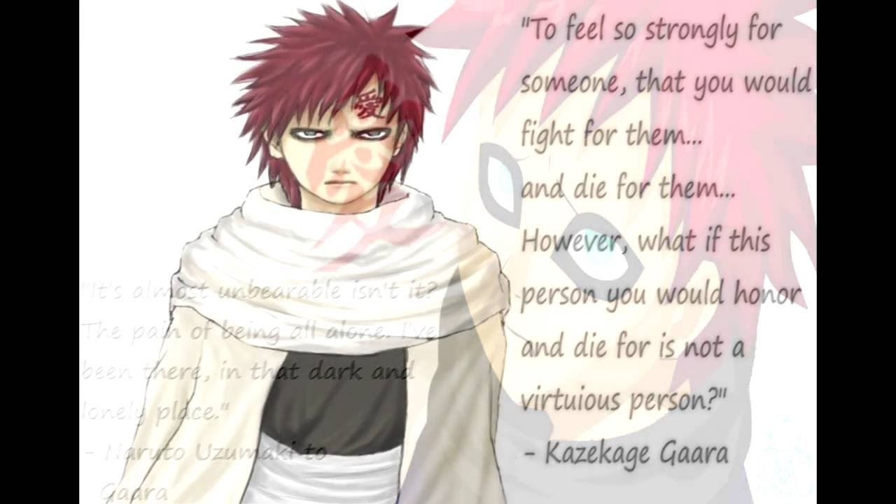Anime Quotes About Happiness: Sad Anime Quotes.