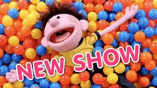 Check out the brand new Super Duper Ball Pit show on the Super Simp...